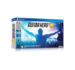 Guitar Hero Live sur PS4