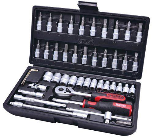 Coffret à cliquet KS Tools 48 pièces