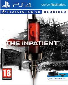 Jeu The impatient sur PS4 (PS VR)