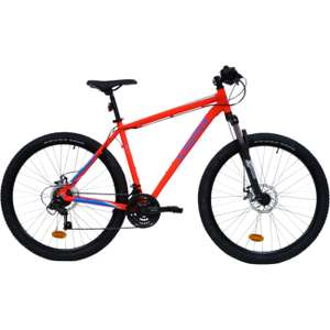 "VTT 27.5"" Scrapper XC3.8 LTD Lime en magasin physique"