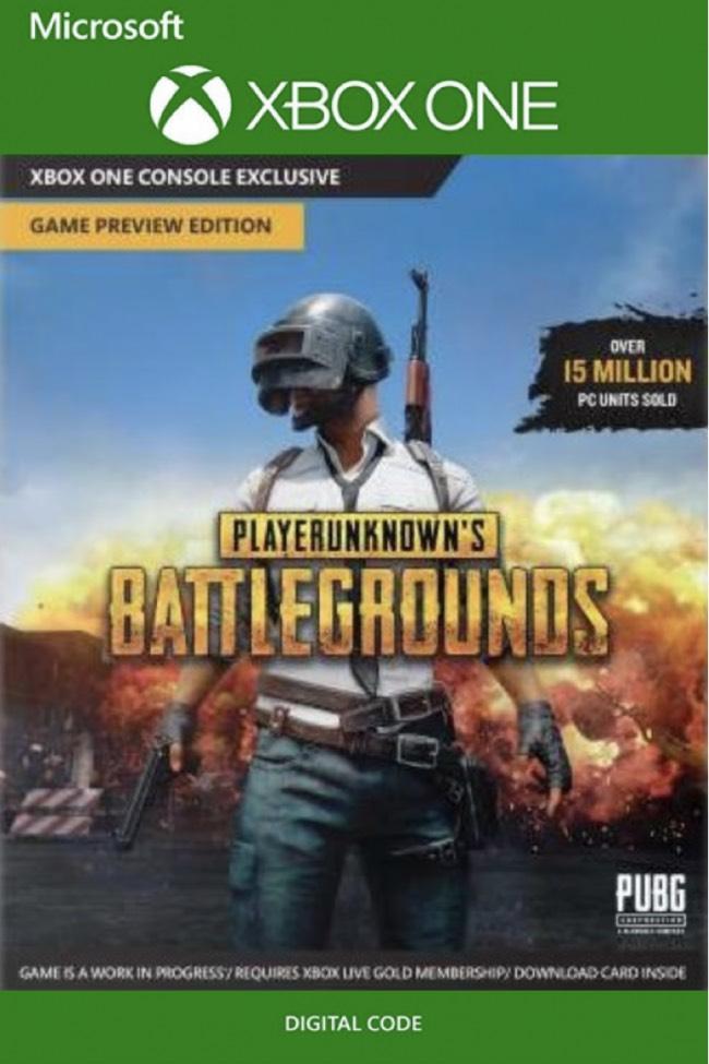 PlayerUnknown's Battlegrounds sur Xbox One + Assassin's Creed Unity sur Xbox One (Dématérialisés)