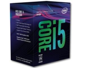 Processeur Intel Core i5-8400 - 6 Cores, 2.8 GHz/4.0 GHz (vendeur tiers)