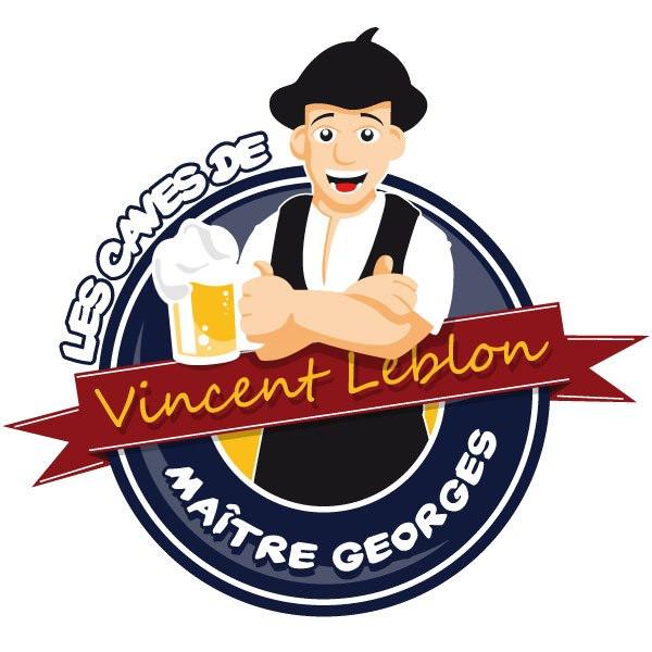 Lot de 3 Bières et 3 Verres Karmeliet 33cl Vedett 33cl et Cuvée des Trolls 25 cl- Maitre Georges - Lille (59)