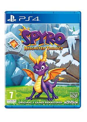 [Précommande] Jeu Spyro Trilogy Reignited sur PS4