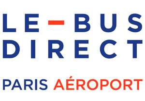 Trajet en bus Paris - Aéroport avec Le Bus direct (75)