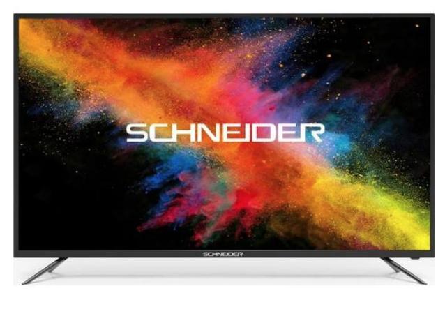 """[Cdiscount à volonté] TV 49"""" Schneider LED49-SCP200K - UHD 4K, 124 cm"""
