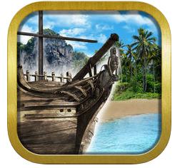 Jeu The hunt for the lost ship point&click gratuit sur iOS
