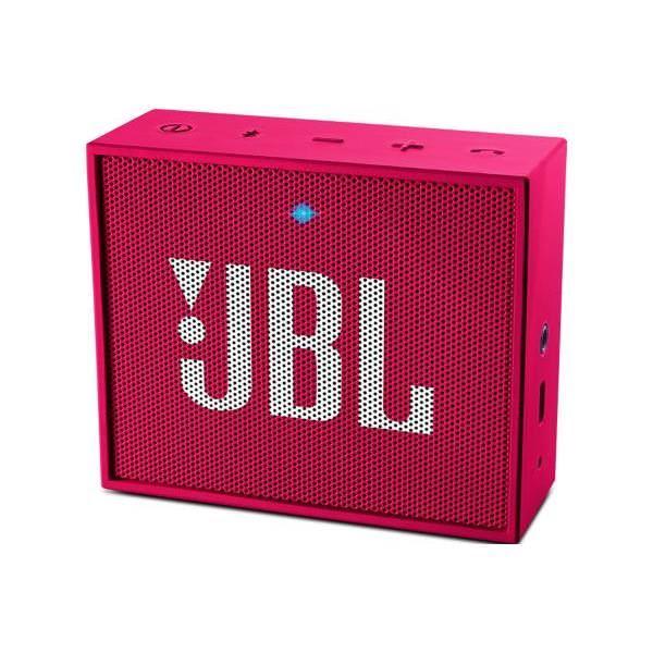 Enceinte Bluetooth portable JBL Go - Rose