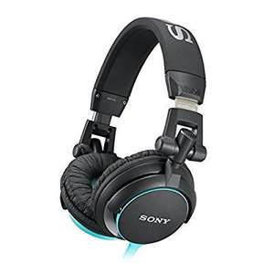 Casque audio fermé Sony MDR-V55L - Bleu