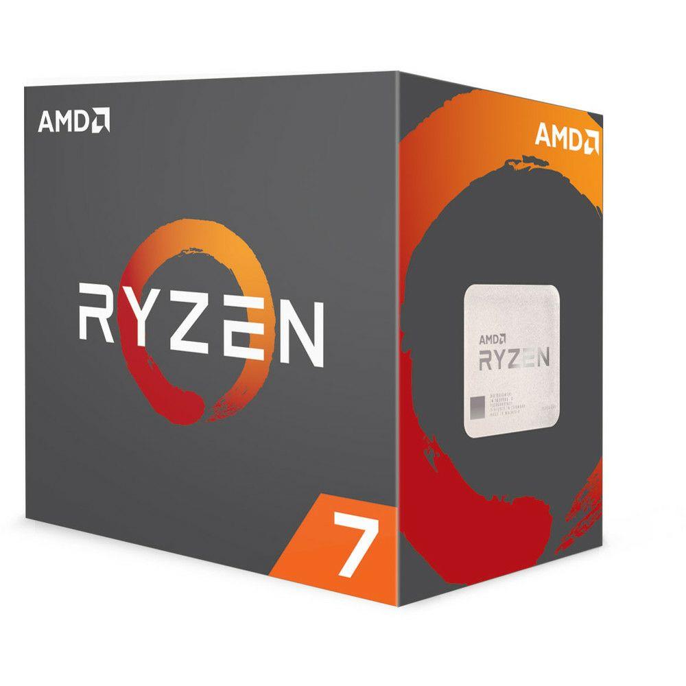 Processeur AMD Ryzen 1800X (3.6 GHz)