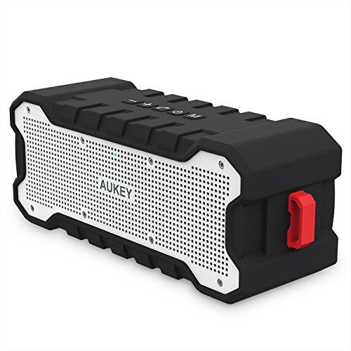 Enceinte Bluetooth 4.0 robuste et résistante aux éclaboussures - Aukey SK-M12