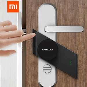 Serrure connectée Xiaomi Sherlock (via l'application)