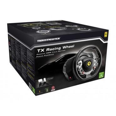 Volant Thrustmaster TX Ferrari 458 pour Xbox One / PC