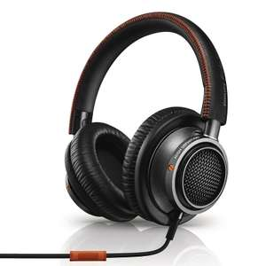 Casque Philips Fidelio L2 - Noir et Orange