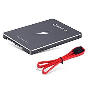 """SSD interne 2,5"""" TCSunBow X3 - 480Go + câble SATA (Vendeur tiers expédié par Amazon)"""