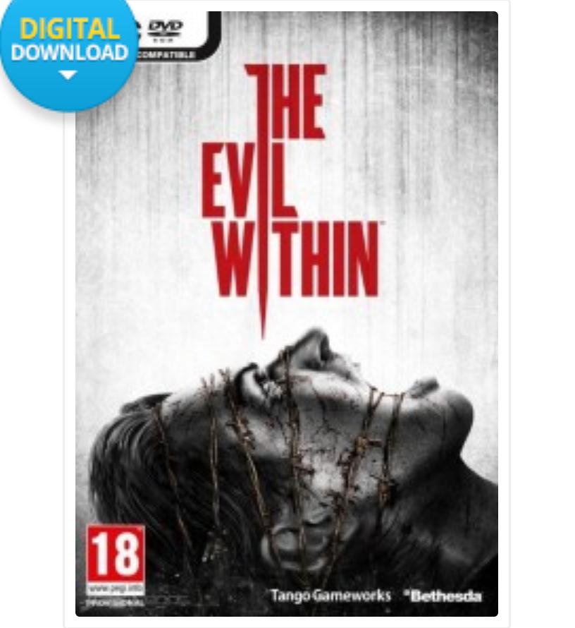 The Evil Within sur PC (Dématérialisé - Steam)