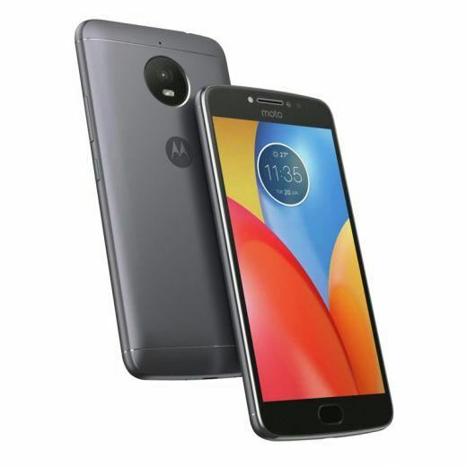 "Smartphone 5.5"" Motorola Moto E4 Plus - HD, 3 Go RAM, 16 Go, 5000 mAh"