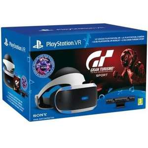 pack playstation vr cam ra v2 gran turismo sport vr worlds. Black Bedroom Furniture Sets. Home Design Ideas