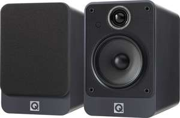 Paire d'enceintes compactes Q Acoustics Q2020I - Noir