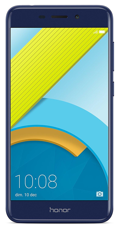 """Smartphone 5.2"""" Honor 6C Pro - 3 Go RAM, 32 Go, Dual SIM, Bleu"""