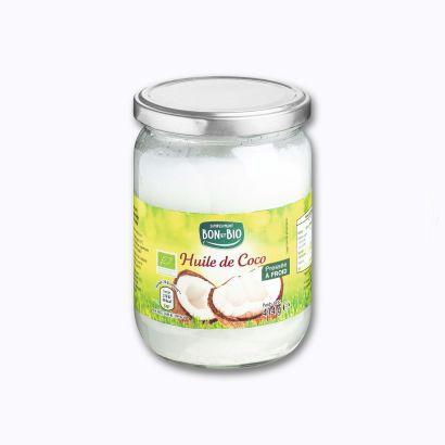 Huile de noix de coco Bio - 414g