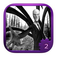 Jeu Slender Man gratuit sur iOS (au lieu de 1.99 €)