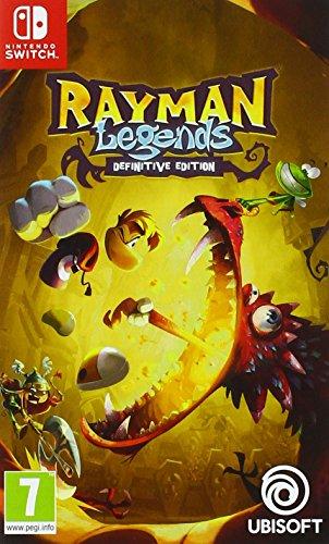 Rayman Legends - Definitive Edition pour Nintendo Switch