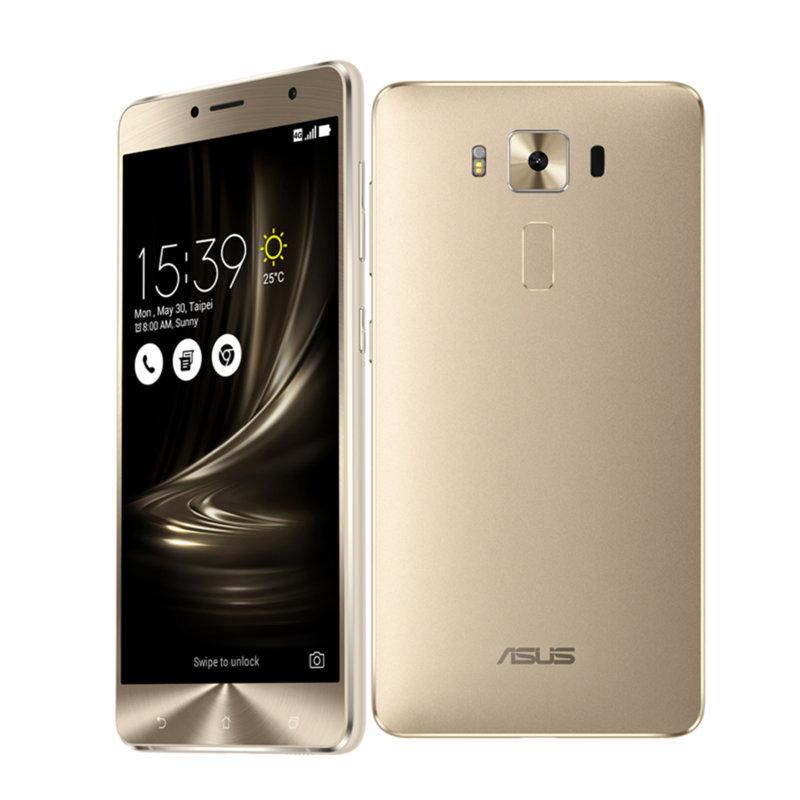 """Smartphone 5,5"""" Asus Zenfone 3 ZS550KL Dual - Snapdragon 625, 4Go de RAM, 64 Go de ROM"""