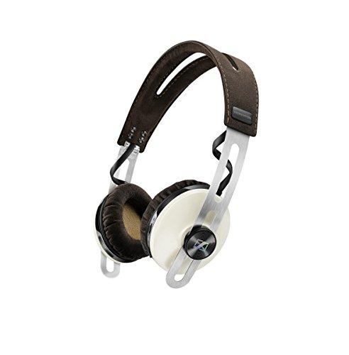 Casque Audio Sans-fil Sennheiser Momentum 2.0 On-Ear - Bluetooth, Ivoire