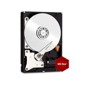 """Disque dur NAS 3,5"""" Western Digital WD Red 6 To WD60EFRX - Dépackagé"""