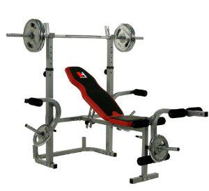 Banc de musculation Hammer 230 x 135 x 134 cm