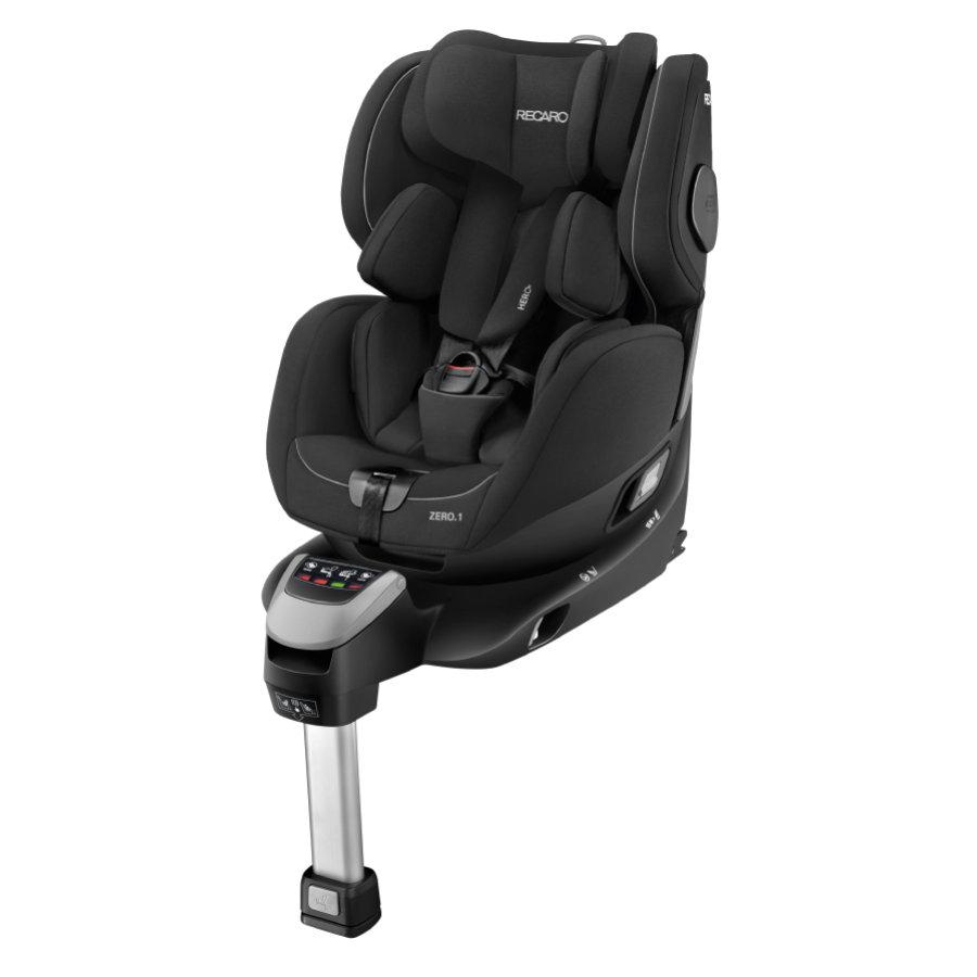 Siège auto bébé Recaro i-Size Performance 2018 - Noir