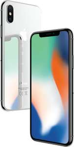 "Smartphone 5.8"" Apple iPhone X - 64 Go, Blanc (Frontaliers Suisse)"