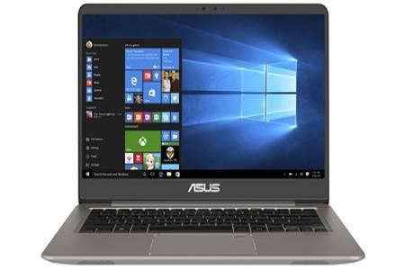 """PC Portable 14"""" Asus Zenbook UX410UF - Full HD, Intel i5-8250u, Nvidia MX130 2Go, 8Go de RAM, HDD 1 To, Windows 10"""