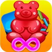 Jeu Endless Gummy Bear Gratuit sur Android