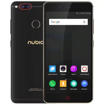 """Smartphone 5.2"""" Nubia Z17 Mini - RAM 4Go, 64Go, 4G (B20)"""