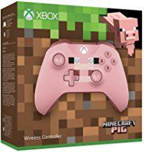 [Prime Jeunes] 15€ de réduction sur une sélection de Manettes Sans-fil Microsoft Xbox One - Ex : Minecraft Pig