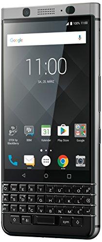"Smartphone 4.5"" Blackberry Key One Argent - 1620 x 1080, 32Go, 3Go RAM  (Modèle noir 64Go et 4Go RAM 399€)"