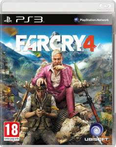 Far Cry 4 sur PS3