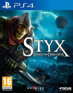 Styx - Shards Of Darkness sur PS4 et Xbox One (via l'Application)
