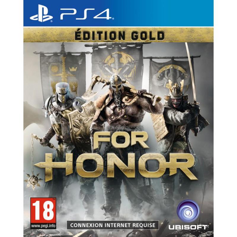 Sélection de jeux Xbox One et PS4 en promotion - Ex : For Honor Édition Gold sur Xbox One et PS4