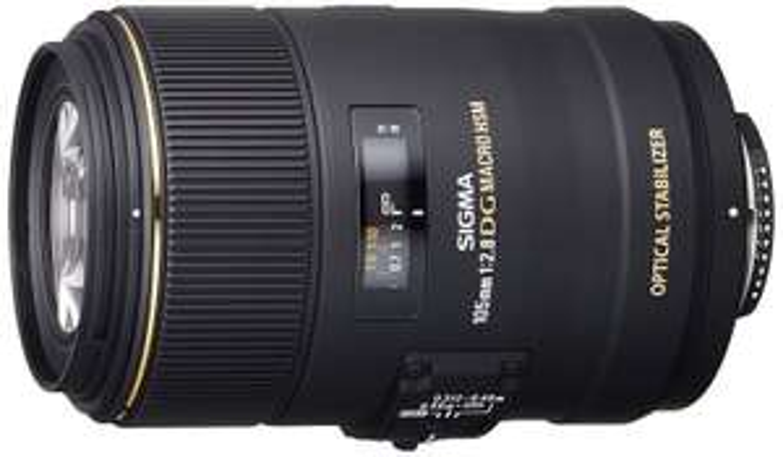 Objectif Sigma 105 mm F2,8 EX DG OS HSM - Monture Nikon