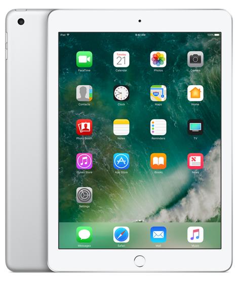 Tablette Apple iPad 5ème génération - 32 Go, Silver (Reconditionné)