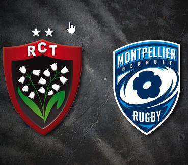 15% de réduction pour le match de Rugby Toulon - Montpellier ce 14 avril au Stade Vélodrome