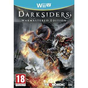 Darksiders : Warmastered Edition sur Nintendo Wii U (via l'application)