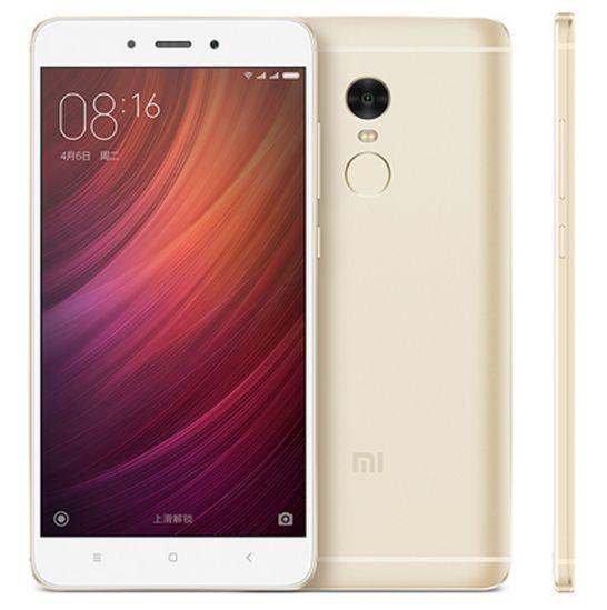 "Smartphone 5.5"" Xiaomi Redmi Note 4 - 3 Go de RAM, 64 Go, or (+ 7€ en SuperPoints)"