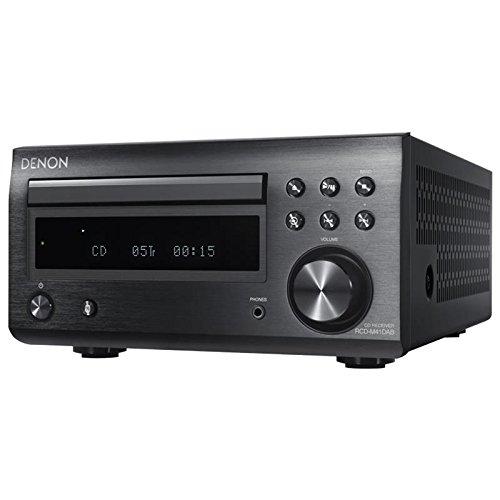 Micro chaîne Hi-Fi Denon D-M41DAB - Lecteur CD, Bluetooth et tuner FM/DAB/DAB+