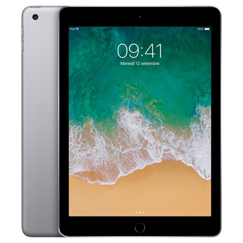 "Tablette 9.7"" Apple iPad (2017) WiFi - 32 Go - Différents coloris (Frontaliers Suisse)"