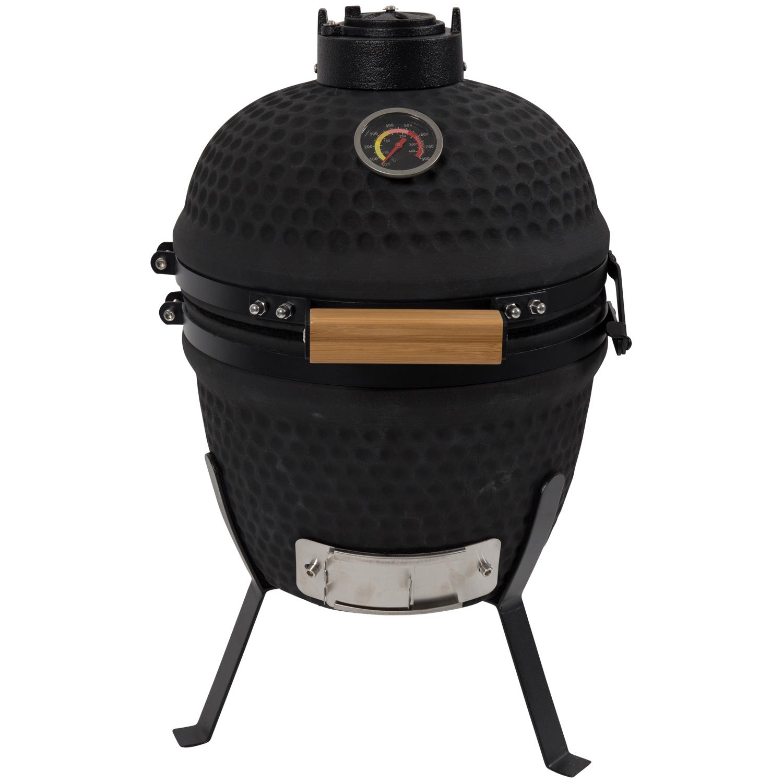 Barbecue polyvalent Kamado - Céramique  -13 pouces