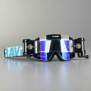 Masque cross Raven Edge Ice Roll-Off - Différents coloris